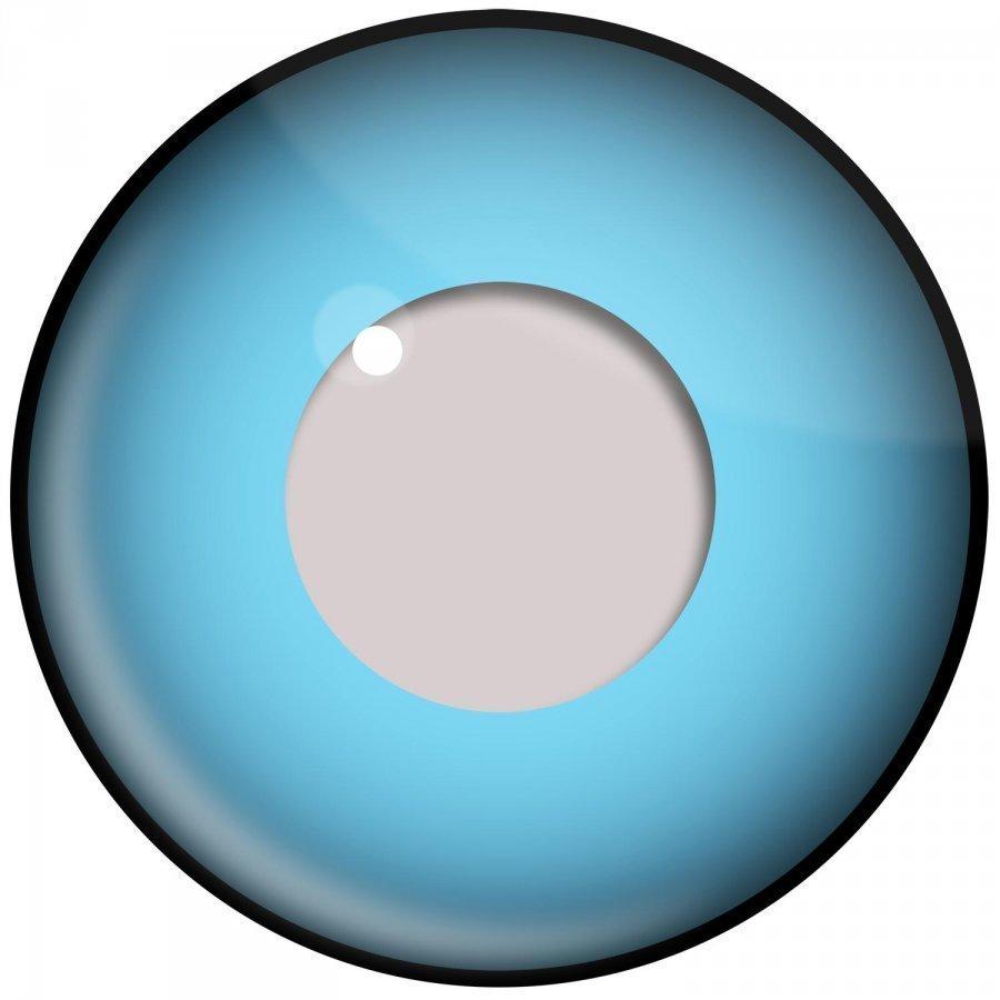 Wildcat Blue Manson Erikoistehostepiilolinssit