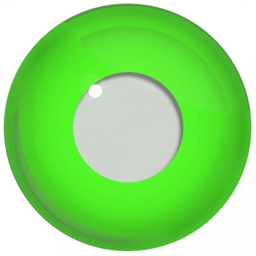 Wildcat Green Eye UV Erikoistehostepiilolinssit