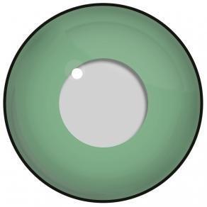 Wildcat Green Manson Erikoistehostepiilolinssit