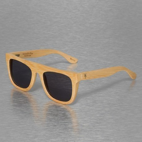 Wood Fellas Eyewear Aurinkolasit Ruskea
