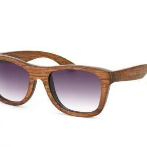 Wood Fellas Jalo 10309 brown Aurinkolasit