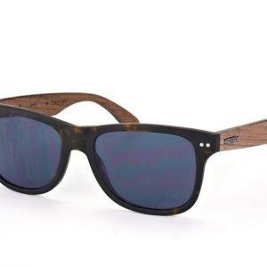 Wood Fellas Lehel 10757 havanna/grey Aurinkolasit