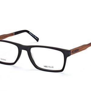 Wood Fellas Maximilian 10928 black/walnut Silmälasit