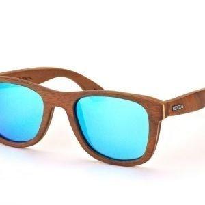 Wood Fellas Odeon 10706 walnut blue Aurinkolasit