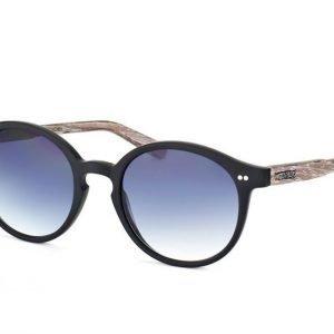 Wood Fellas Solln 10763 black/grey Aurinkolasit