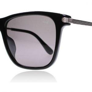 dunhill SDH005 Black/Silver 700P 55 SDH005 700P Musta-hopea Aurinkolasit
