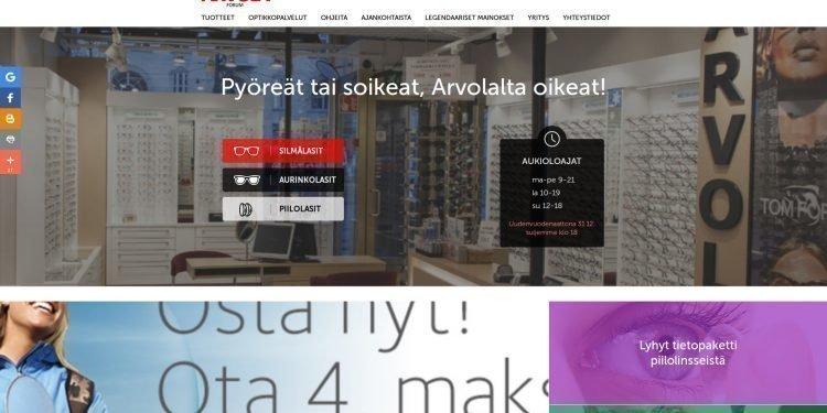 Optikko Arvola Oy